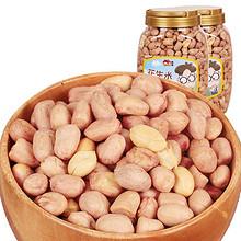 野娃 五香味花生米 660g*2罐 36.9元包邮(39.9-3券)