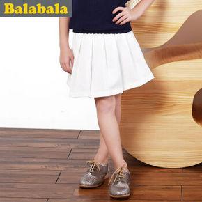 balabala 巴拉巴拉 女童短裙 30元包邮
