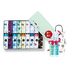 9种味道# 气味图书馆 男女士淡香水礼盒套装 49元包邮(69-20券)