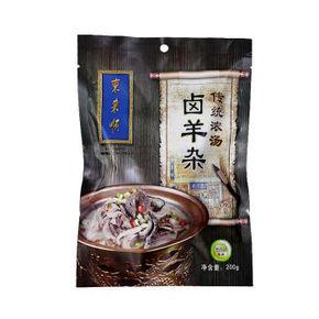 东来顺 传统浓汤卤羊杂 200g 12.8元