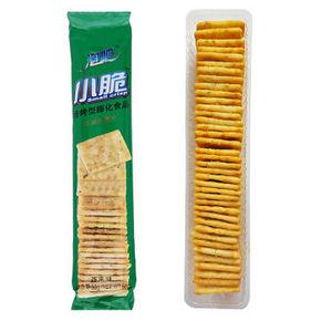 泡吧 小脆 非油炸薯片 50g*10袋 19.9元(19.9选10)