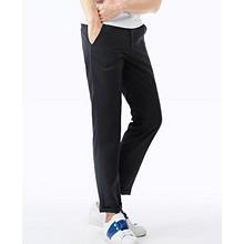 太平鸟 男士黑色修身韩版时尚长裤 119元包邮