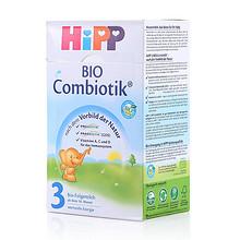 德国原装进口 Hipp 喜宝 益生元婴幼儿奶粉 3段 600g 19.9元包邮