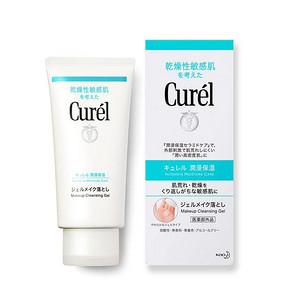 Curel 珂润 温和保湿卸妆啫喱蜜 130g 39元
