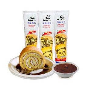 早餐伴侣# 熊猫牌 巧克力味炼乳 185g 6元