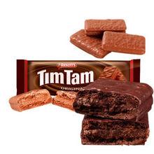 Timtam 天甜 原味巧克力饼干 200g*10袋  90元包邮