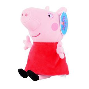 伴睡小猪# 小猪佩奇玩具 11元包邮(21-10券)