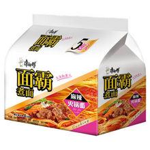 康师傅 面霸 麻辣火锅味五连包 6.9元