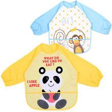 象宝宝 宝宝吃饭罩衣 2件装 19.9元