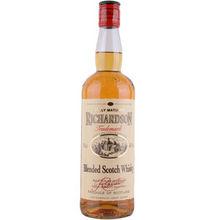 Richardson 理查德森 苏格兰威士忌 700ml    49元