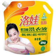 洛娃 多功能低泡洗衣液 2kg 折8.2元(15.9,199-100)