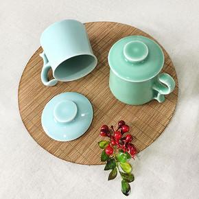 瓯江 龙泉青瓷茶杯 12.9元包邮