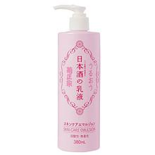 凑单品# 菊正宗 日本酒保湿乳液 380ml 36元