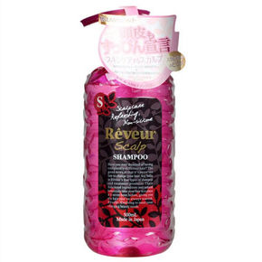 日本 Reveur SCALP 无硅油洗发水 粉色头皮养护 500ml 39.8元(34.9+4.9)