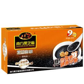 南方 黑芝麻糊核桃味 405g 折10元(19.9,2件5折)