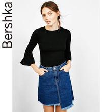 Bershka 女士喇叭袖上衣 24元(29-5券)