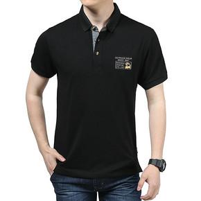 战地吉普 男士印花短袖T恤 39元包邮(59-20券)