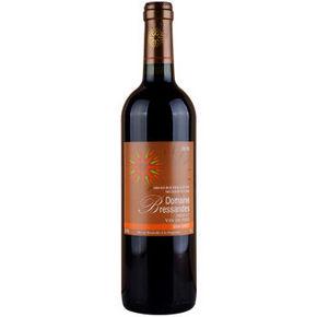 法国进口 柏桑德庄园 美乐 半甜葡萄酒2015 750ml 28元
