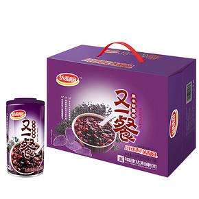 达利园 又一餐 黑米紫薯粥八宝粥 360g*12箱装 29.9元