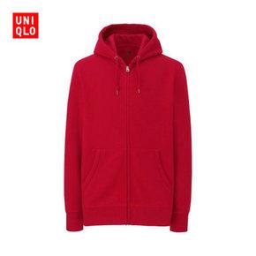 多色可选# UNIQLO 优衣库 男士连帽拉链运动开衫 149元包邮