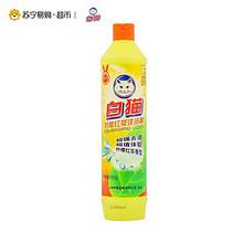 白猫 柠檬红茶 超强去油洗洁精500g 2.8元