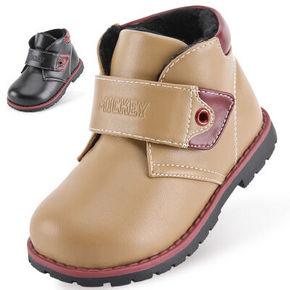 Disney 迪士尼 男童学步皮鞋 折29.5元(59元,买2免1)