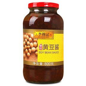 李锦记 黄豆酱 800g 折7.9元(15.8,5件5折)