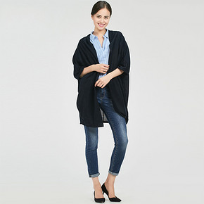 艾格 时尚简约开襟针织外套 119元包邮