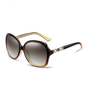璐歌 偏光大框太阳眼镜 49元包邮(169-120券)