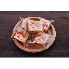 扬子江 金块肉松蛋糕 6袋装 约200g 折9.9元(满50减20)