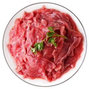 限地区# 阿都沁 百搭牛肉片 150g 折12.5元(25,买1送1)