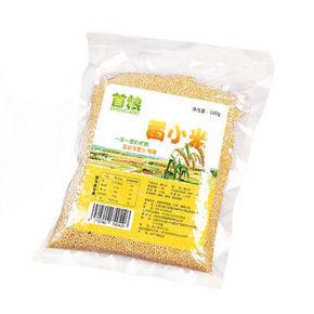 首粮 精品 黄小米100g 1元