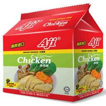 地道美味# Aji 鸡肉味方便面 85g*5袋 折10元(22.9,39.9元4件)