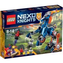 乐高  Nexo Knights未来骑士系列70312 儿童益智玩具 129元
