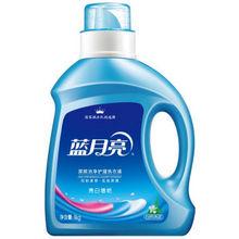 蓝月亮 亮白增艳洗衣液1kg 折10.9元(21.9,买2免1)