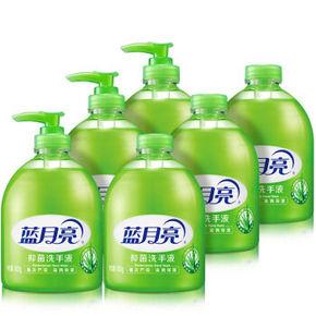 蓝月亮 芦荟洗手液套装 芦荟500g*6瓶 47.4元