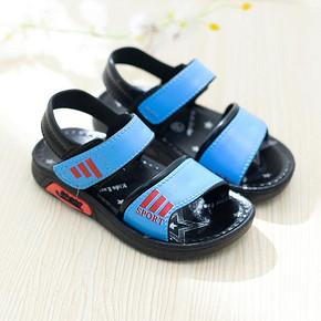 星之岚 夏季韩版男童凉鞋 9.9元包邮