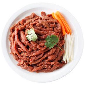 限地区# 阿都沁 黑椒牛柳 150g*5袋 62.5元(5件5折)