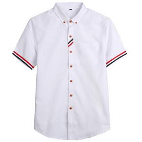 House of Harlow 男士短袖衬衫 19.9元包邮(34.9-15券)