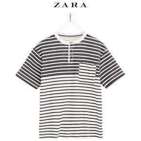 ZARA 儿童条纹T恤 39元包邮