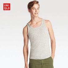 UNIQLO 优衣库 男装罗纹背心 39元