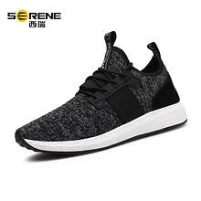 Serene 西瑞 男子新款潮流透气运动鞋 59元包邮(119-60券)