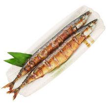 限地区# 京鲁远洋 熟冻烤秋刀鱼 300g 折13.3元