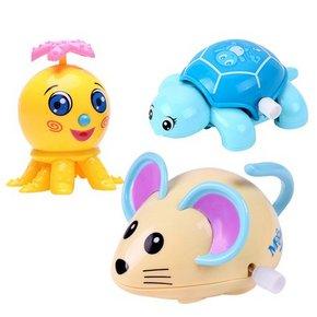 小皇帝 卡通动物发条玩具3件套 9.9元包邮