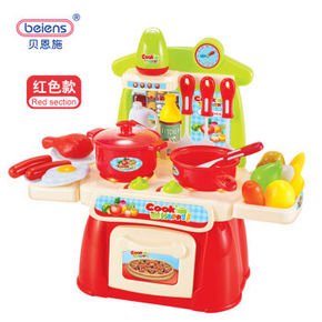 贝恩施 过家家厨房玩具套装 38元包邮