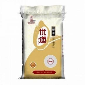 香甜略粘# 优道 京山桥米 10kg  券后53.9元包邮