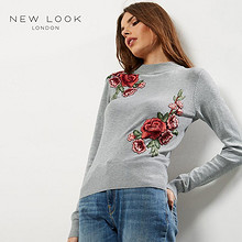NEW LOOK 女装 长袖针织衫 74元