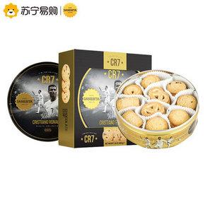 丹妮丝塔 奶油曲奇饼干 454g 28.9元包邮(38.9-10)