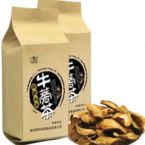 得利来斯 黄金牛蒡茶 516g 7.8元包邮(29-21.2)