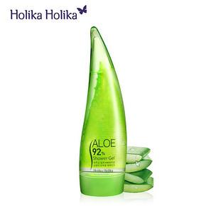 holika 92%芦荟原液沐浴露 55ml 10元包邮